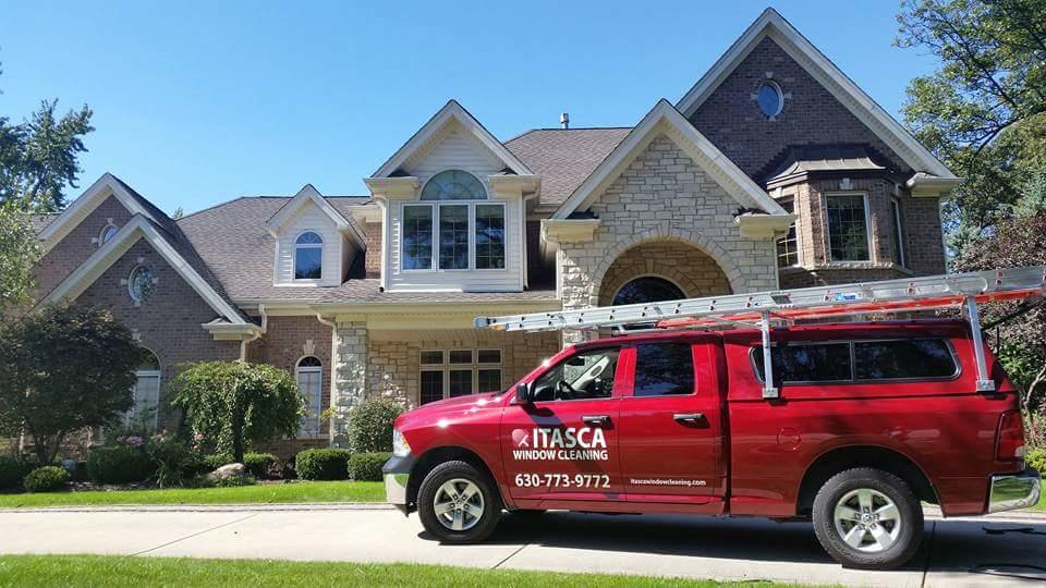 Itasca Window Cleaning image 1