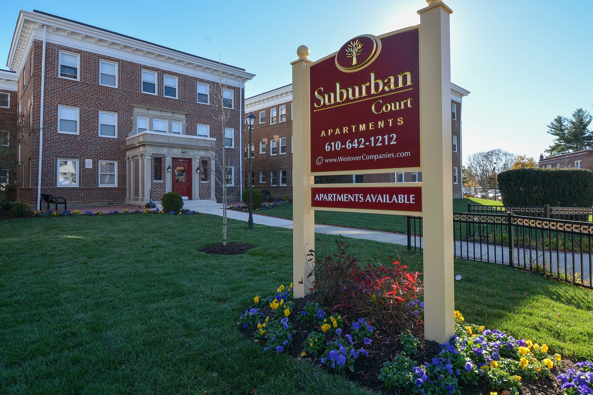 Suburban Court Apartments image 0