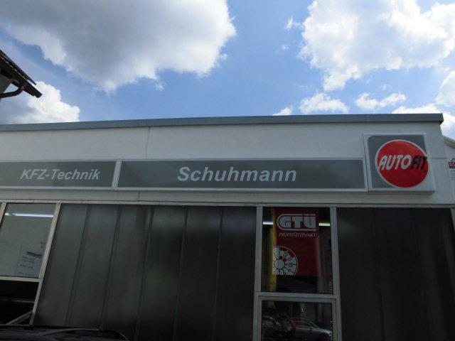 Bild der KFZ Technik Schuhmann