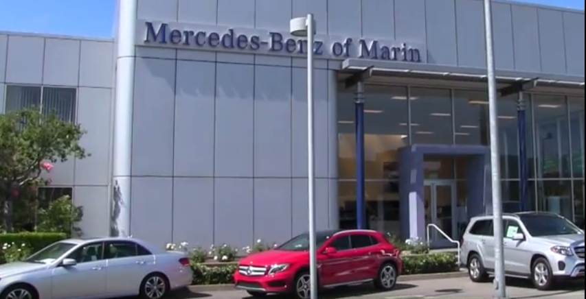 mercedes benz of marin in san rafael ca whitepages