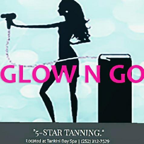 GLOW N GO Custom Airbrush Tanning