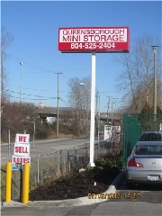 Queensborough Mini Storage Ltd in New Westminster