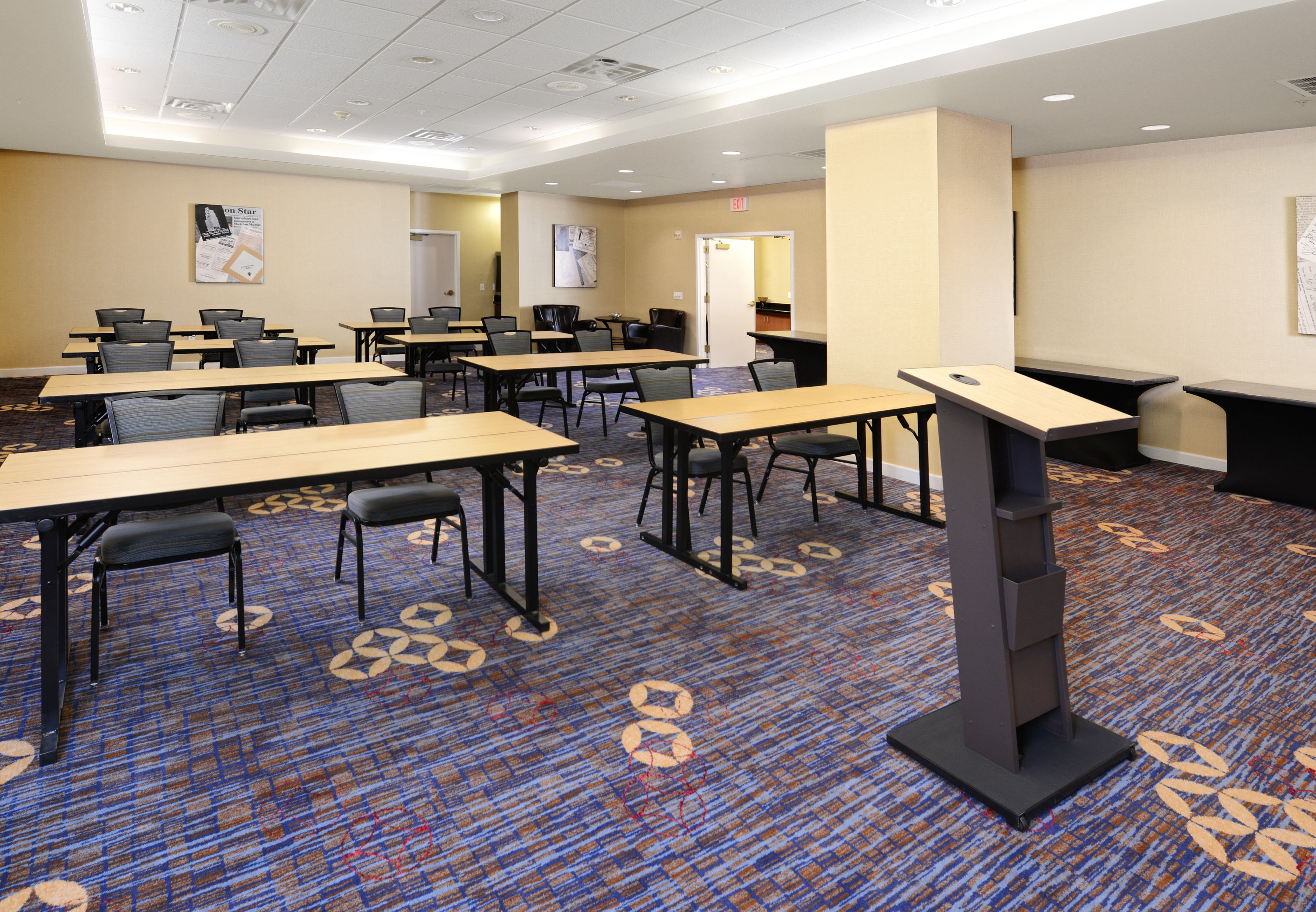 Courtyard by Marriott Fort Worth Downtown/Blackstone image 23