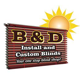 B & D Install & Custom Blinds image 1