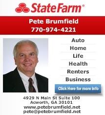 Pete Brumfield - State Farm Insurance Agent image 0