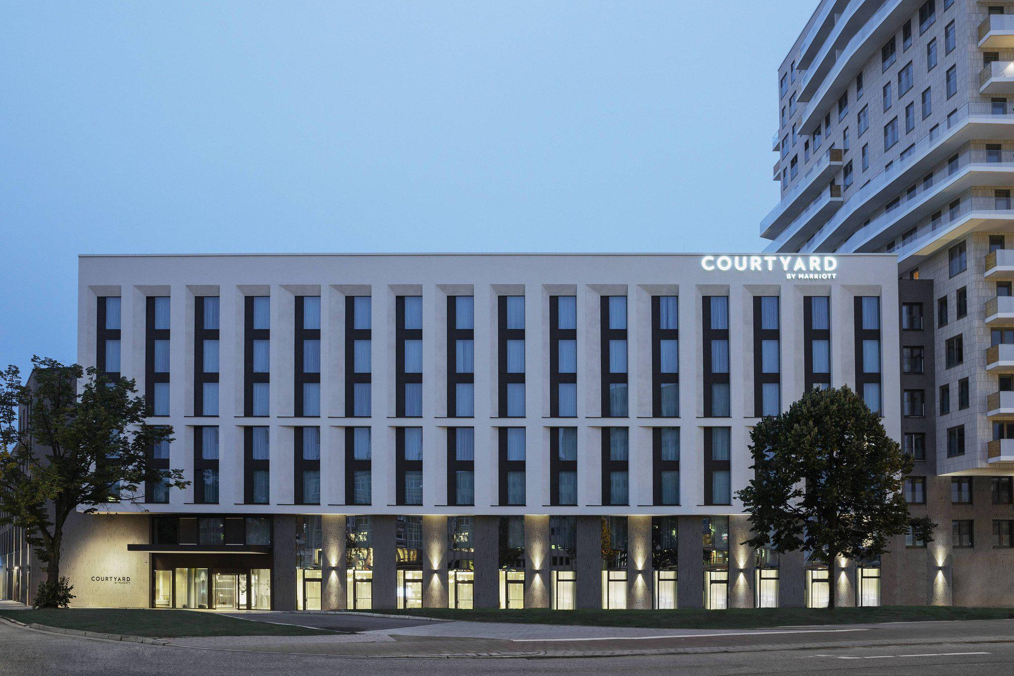 Courtyard by Marriott Hamburg City