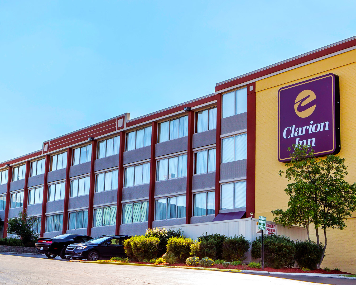 Clarion hotel coupons