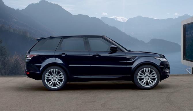 Land Rover Bodyshop Jordan