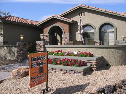 Certapro Painters Summerlin West In Las Vegas Nv 702