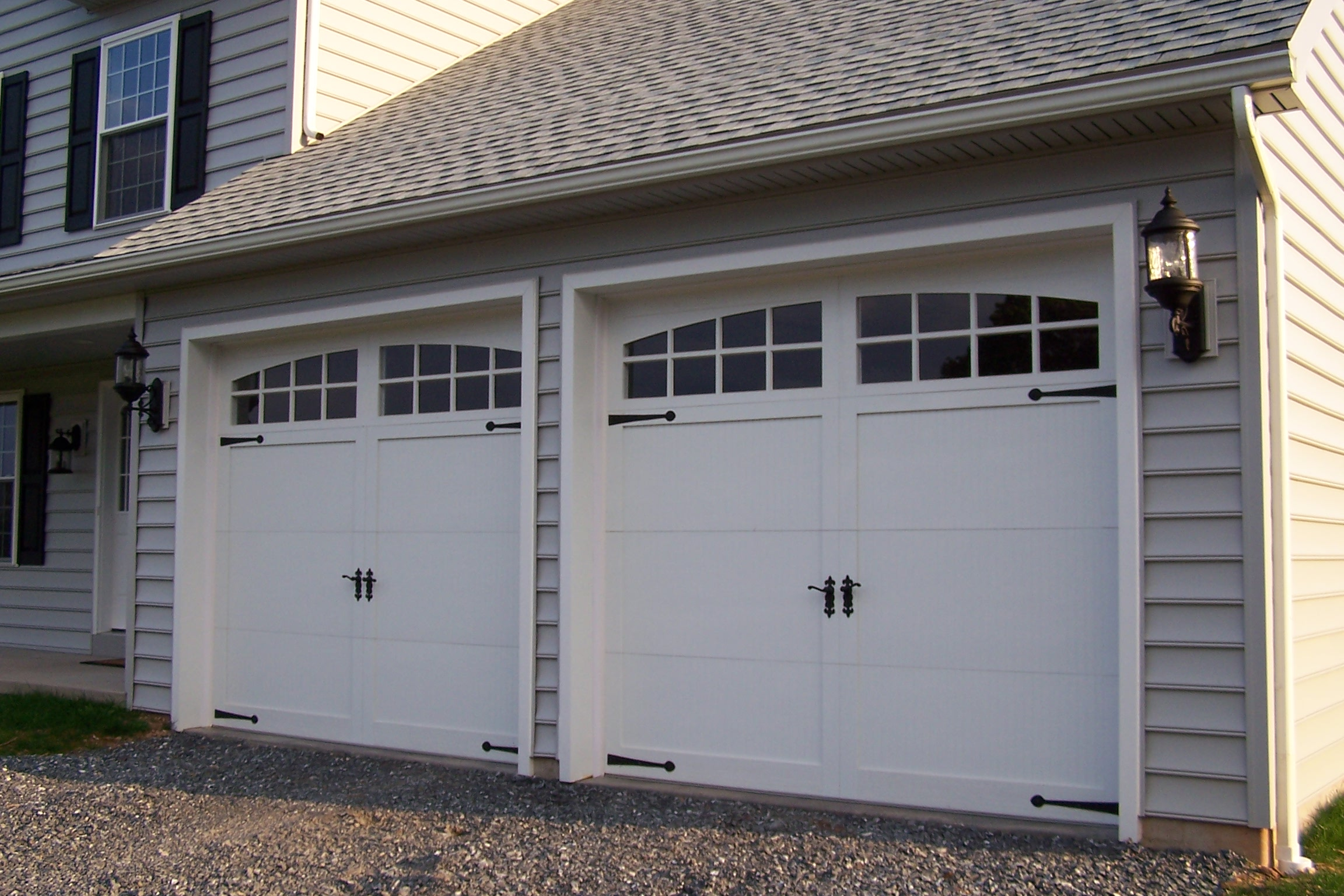 Garage door repairs by s amp t garage doors of northern virginia - Mike S Garage Door Repair In Whitepages Overhead Door Garage Doors
