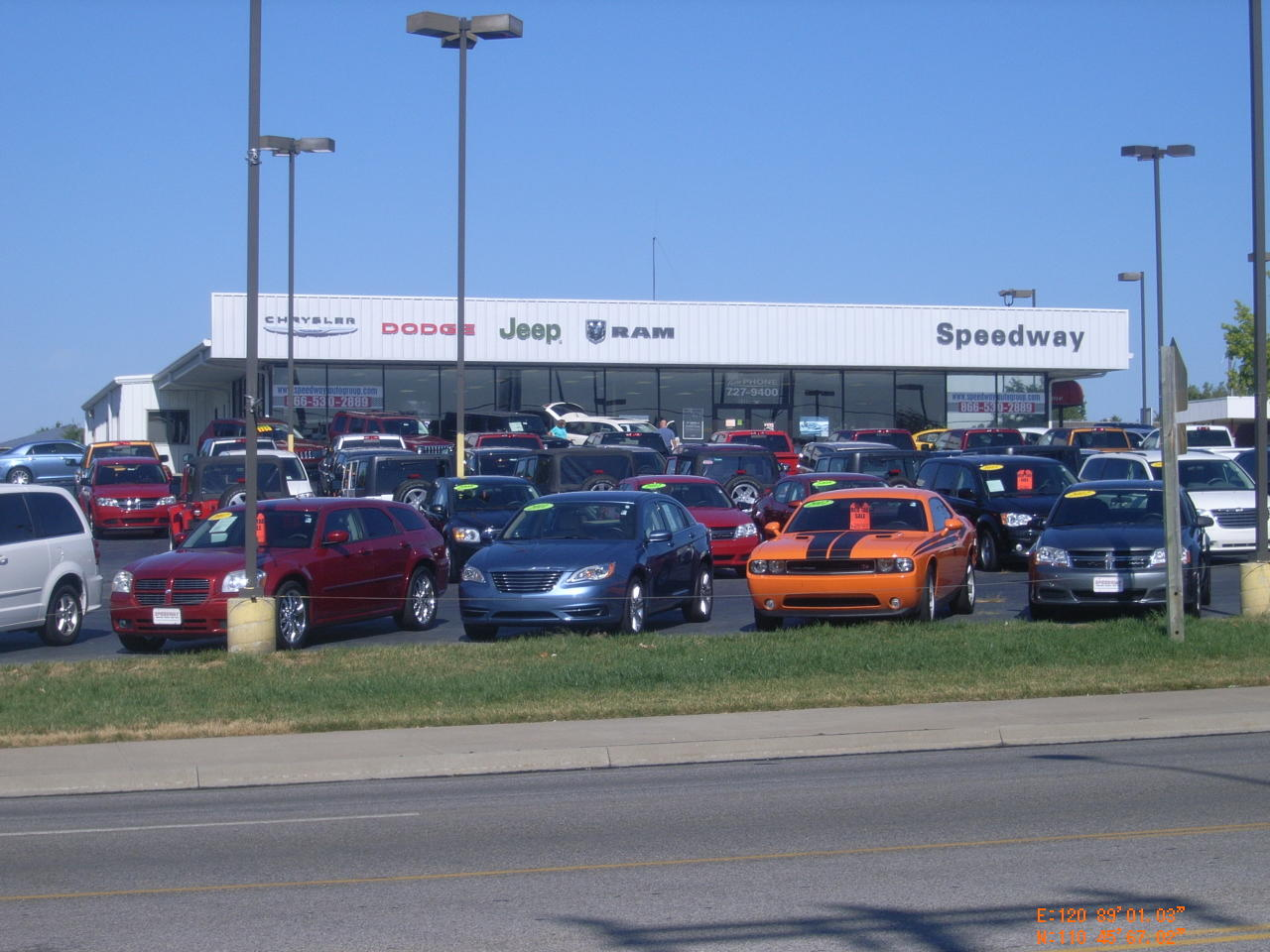 speedway chrysler dodge jeep ram in lansing ks whitepages. Cars Review. Best American Auto & Cars Review