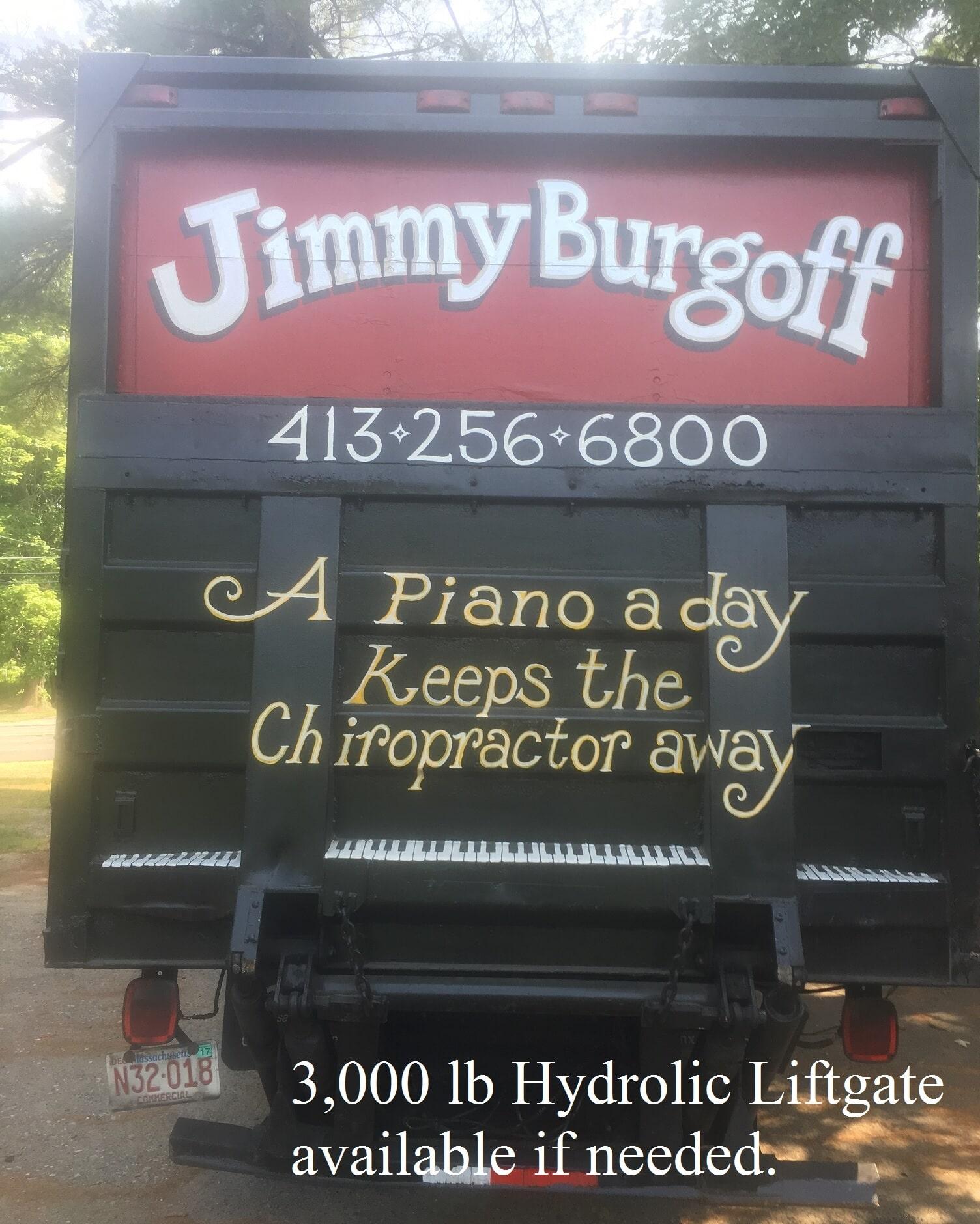 Jimmy Burgoff Moving & Hauling image 6