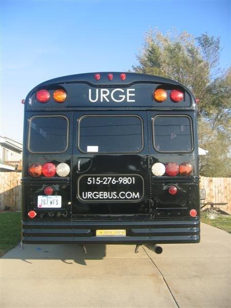 Urge Party Bus image 2