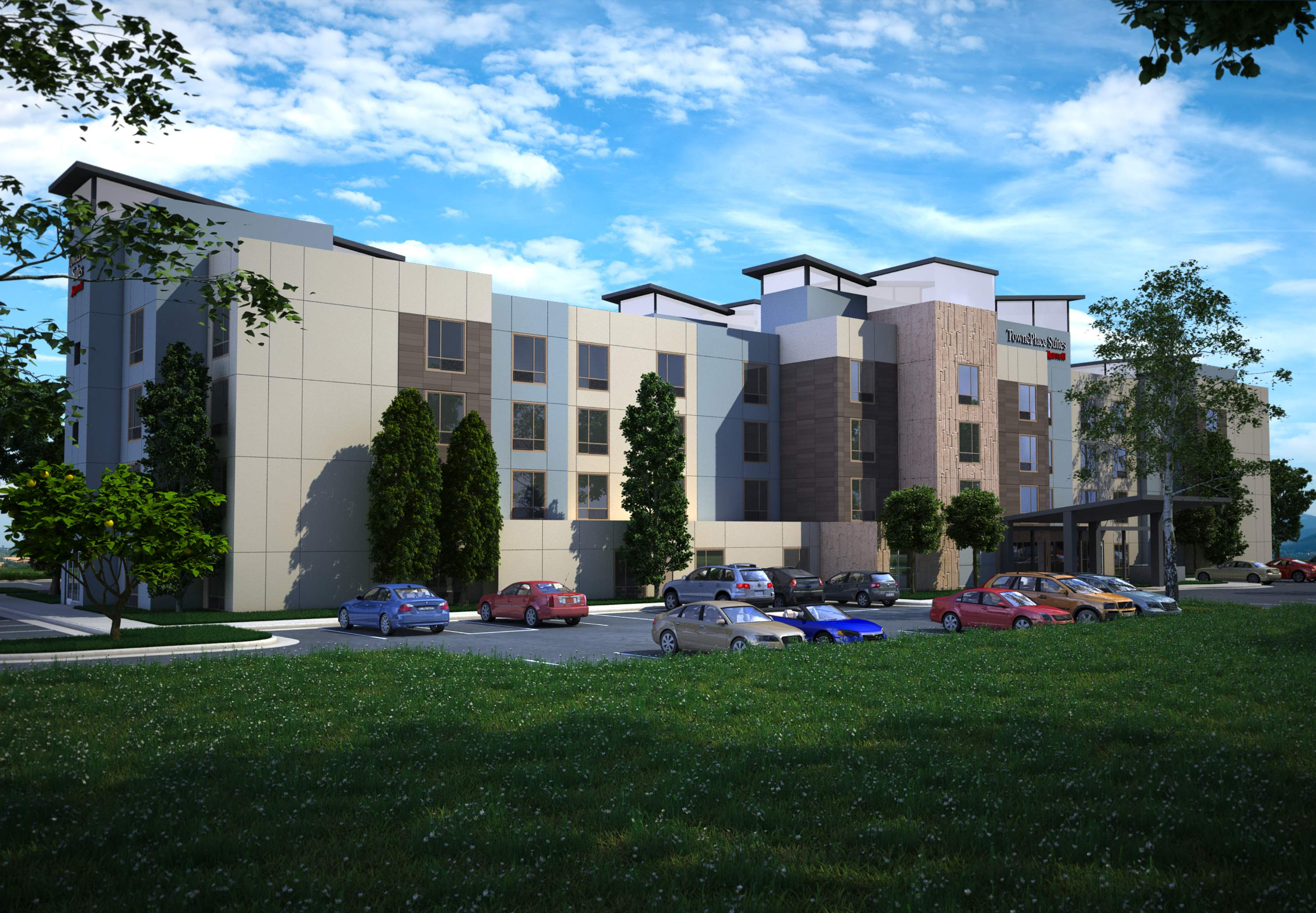 TownePlace Suites by Marriott Kansas City Airport image 1