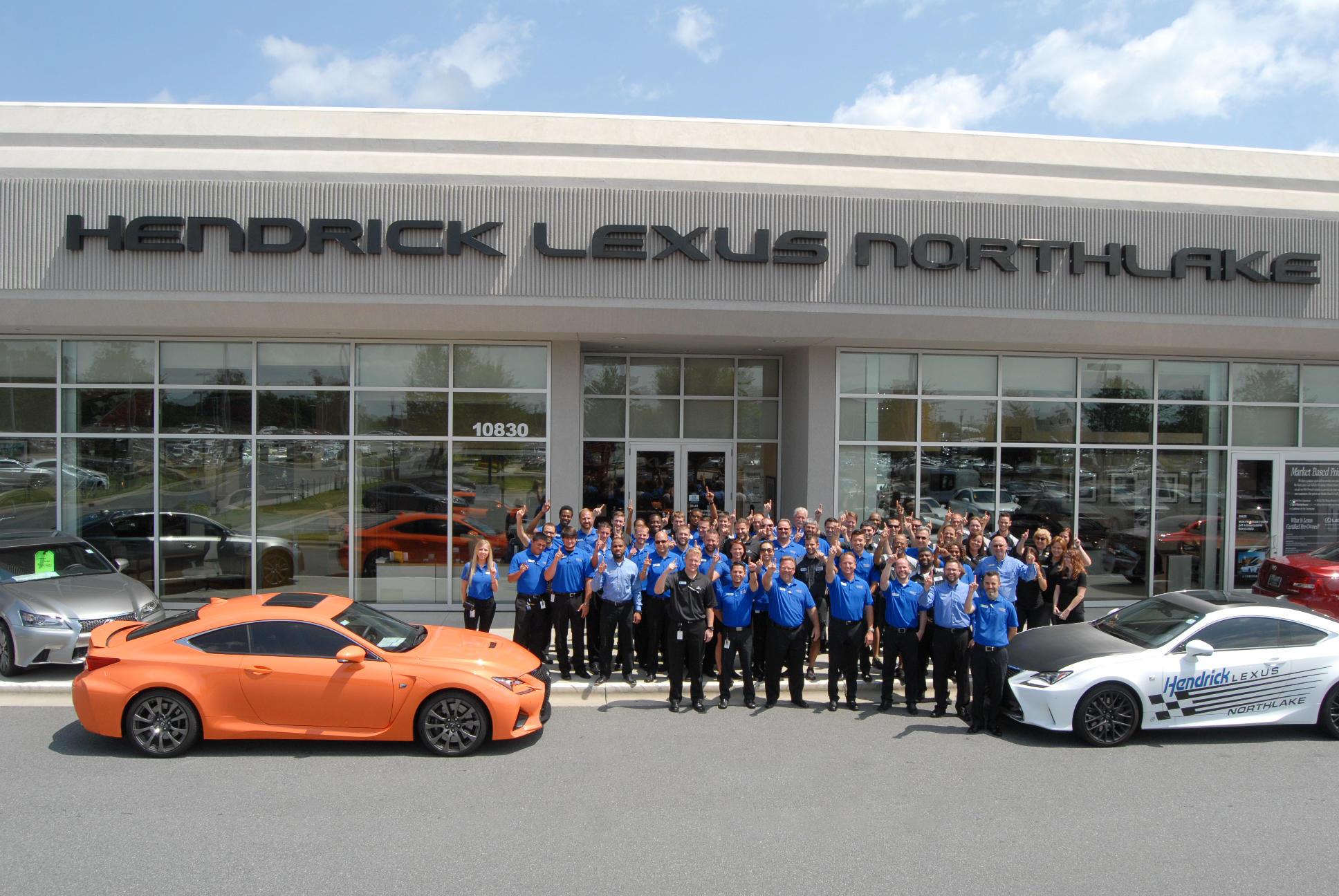 Hendrick Lexus Northlake image 11