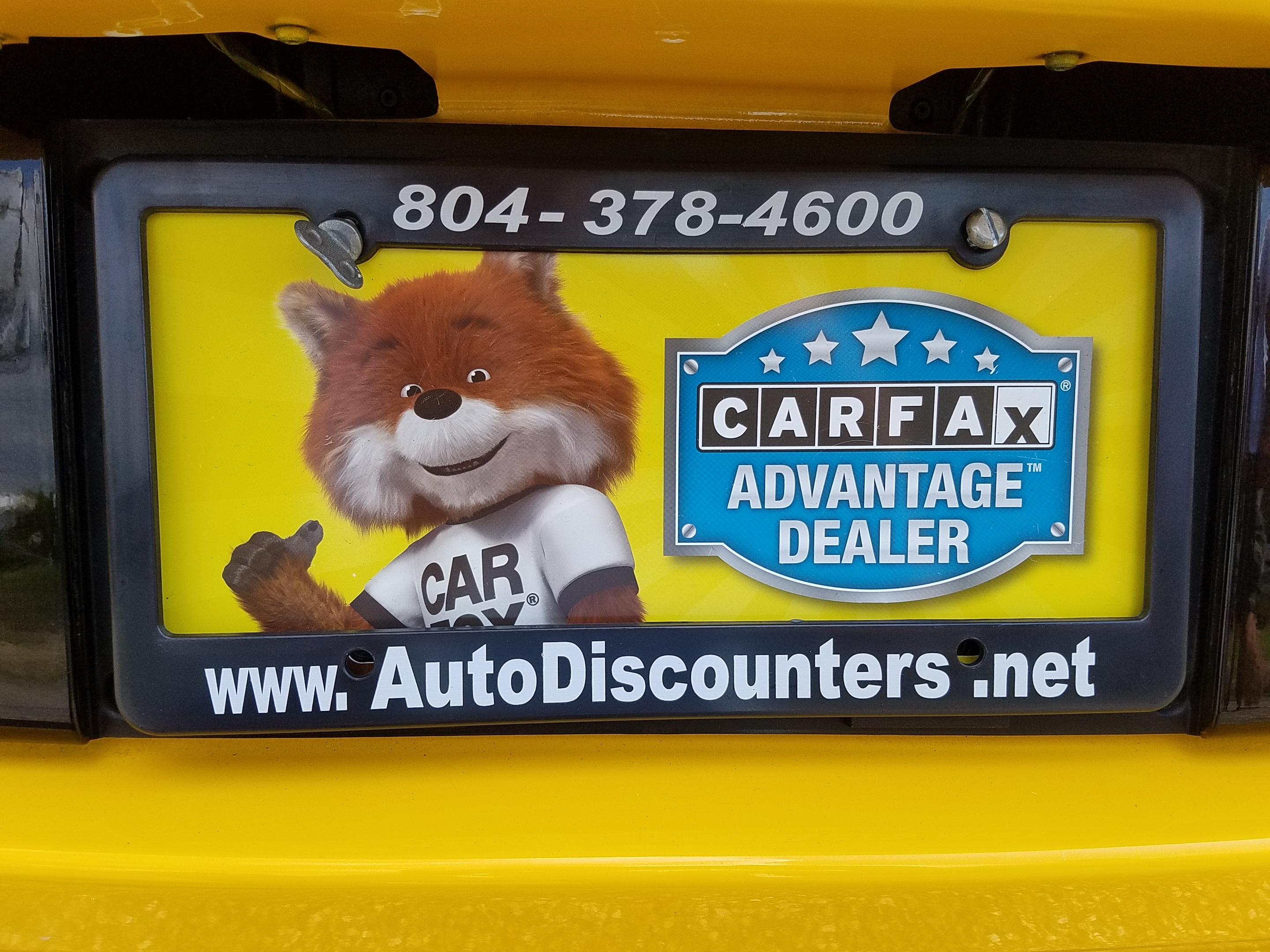 AUTO DISCOUNTERS - Richmond, VA