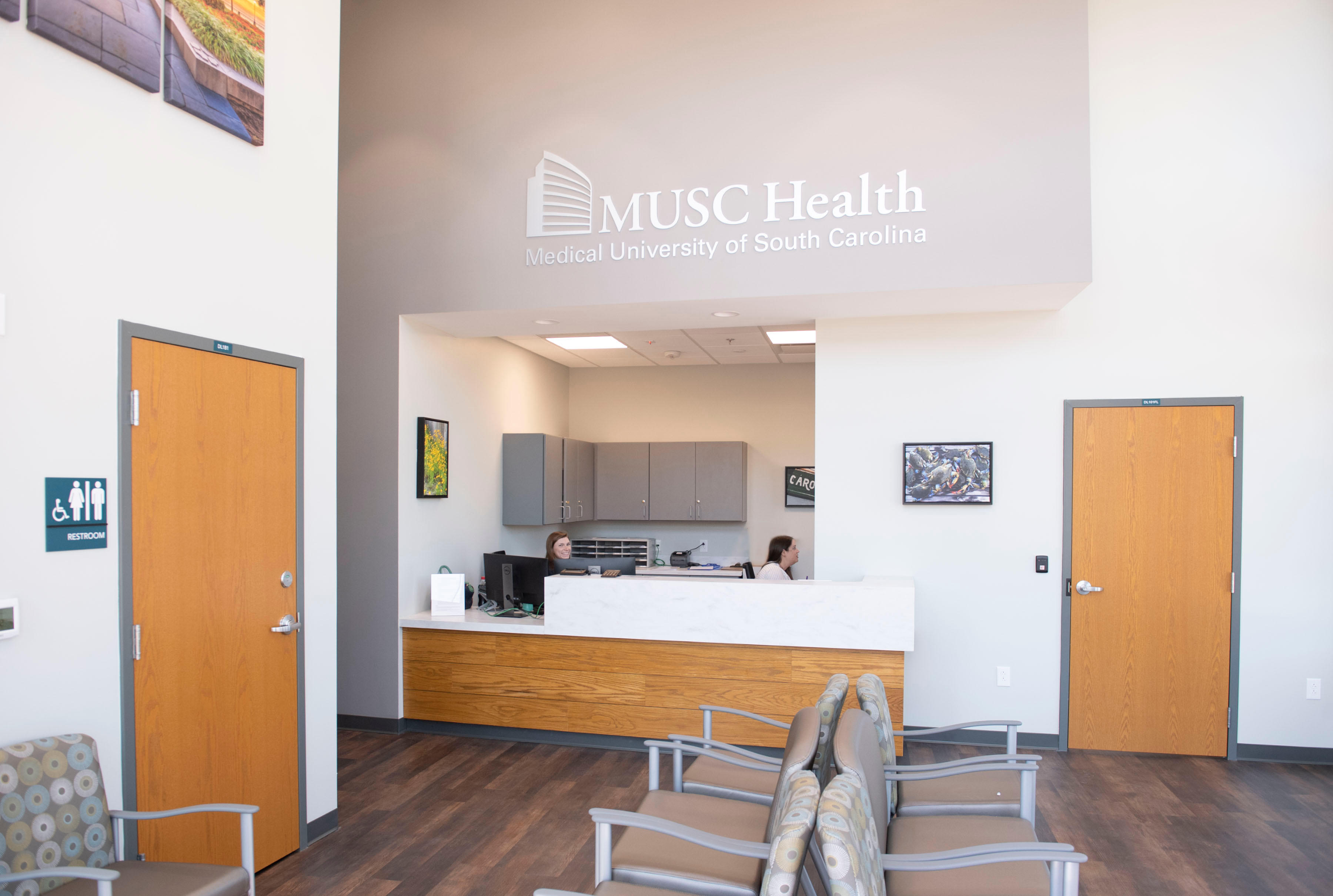 Dr. Chris Bunt practices at MUSC Health Primary Care - Daniel Island, located at 864 Island Park Drive Suite 101.