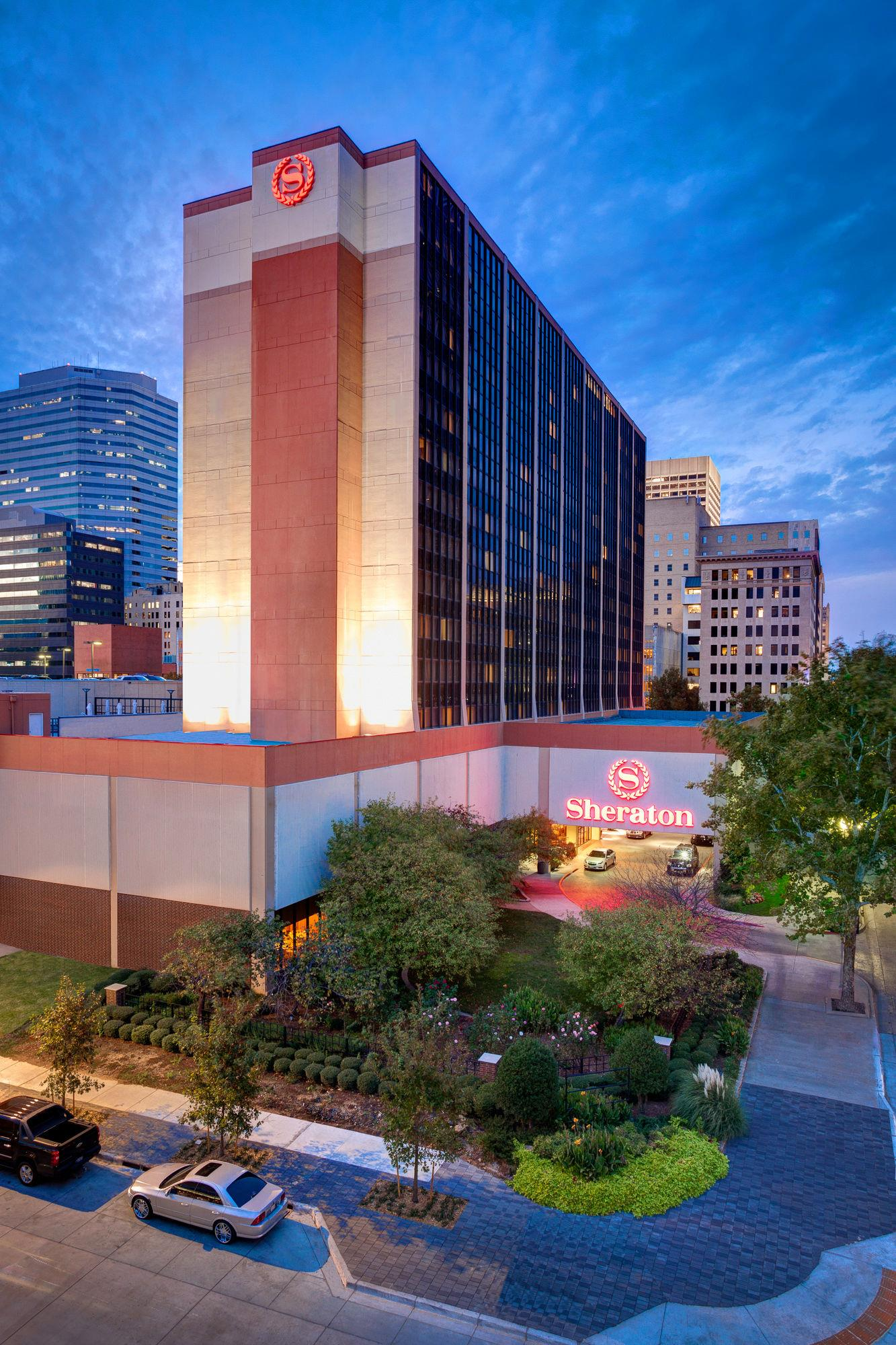 Sheraton Oklahoma City Downtown Hotel in Oklahoma City, OK - (405) 235-2...