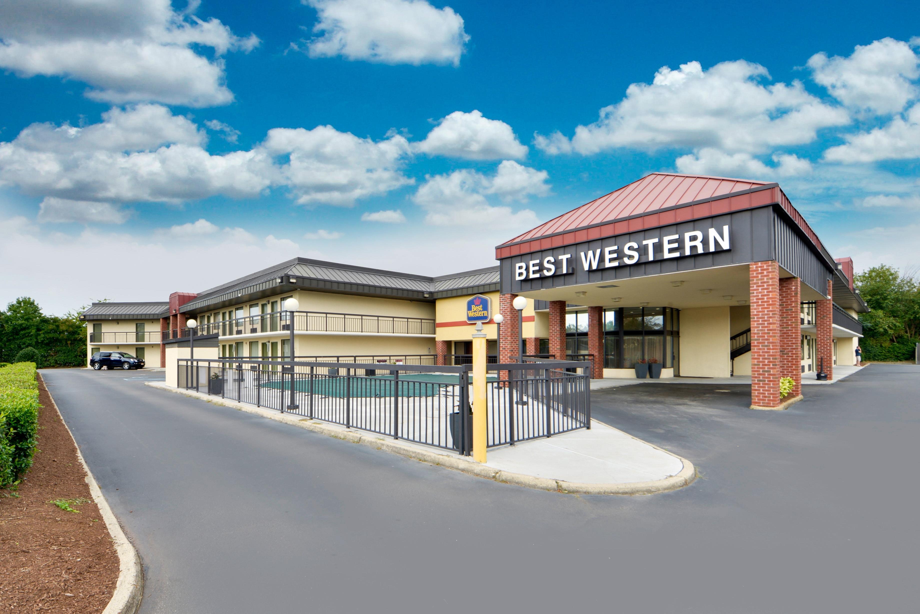 Best western center inn in virginia beach va 757 363 2 for Best western virginia beach