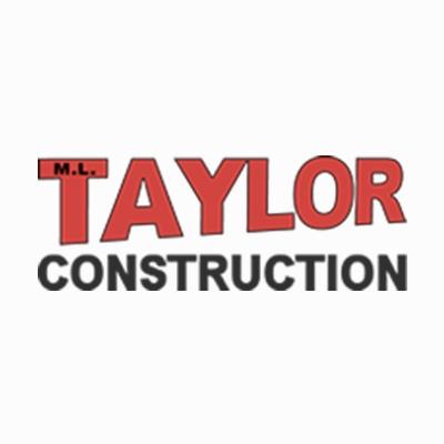 M.L. Taylor Construction image 0