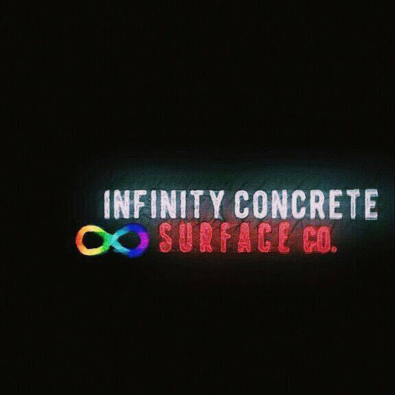 Infinity Concrete Surface