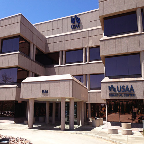 USAA Financial Center