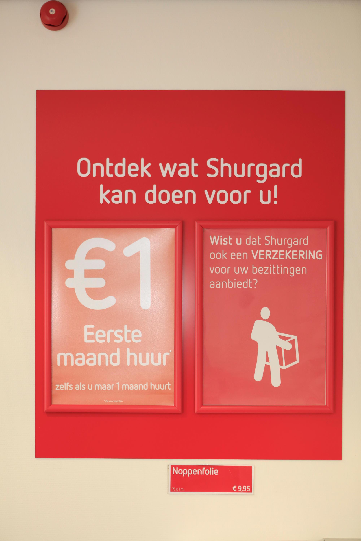 Shurgard Self-Storage Nijmegen Energieweg