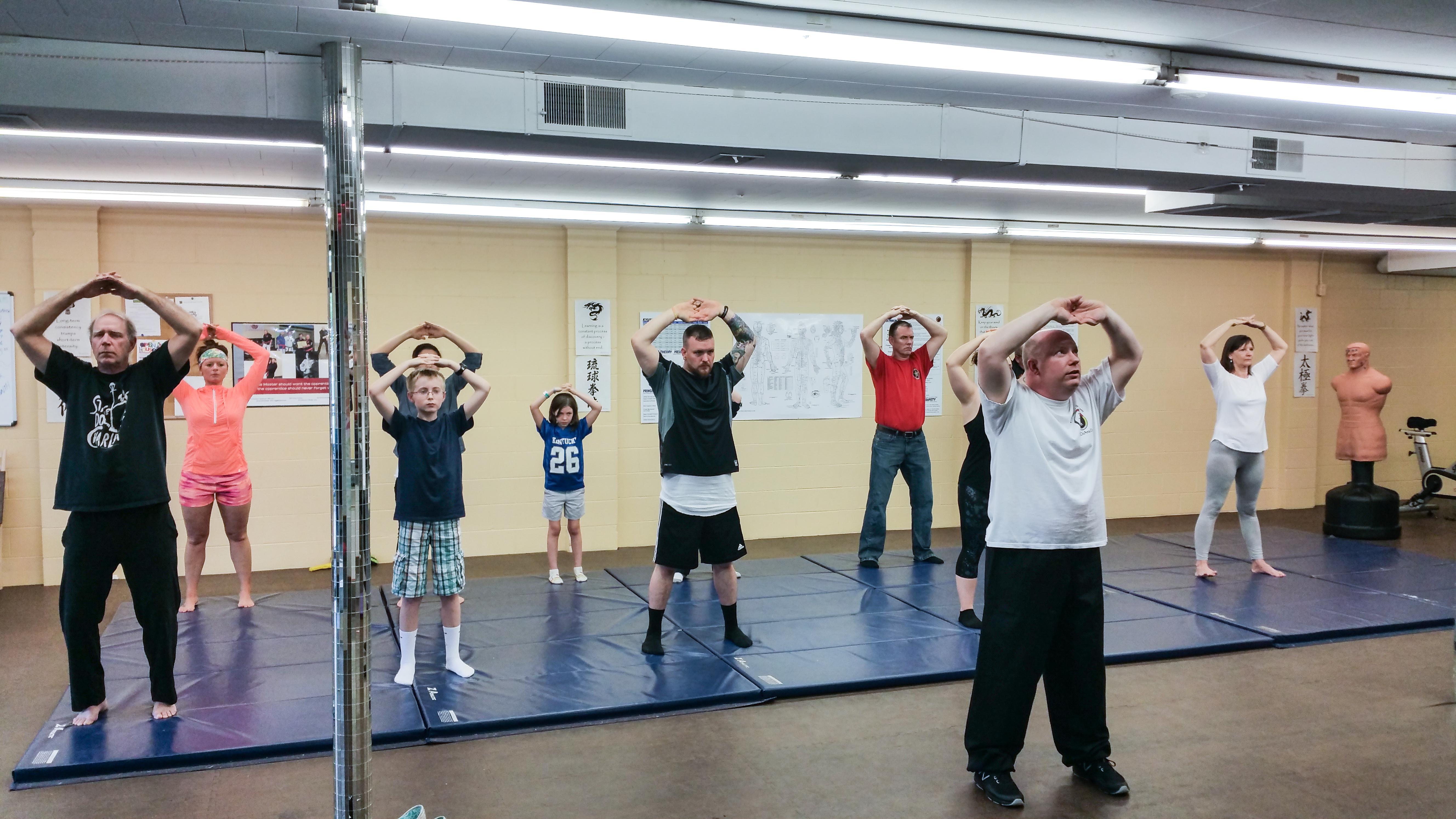 Balmer Martial Arts & Fitness Center image 17