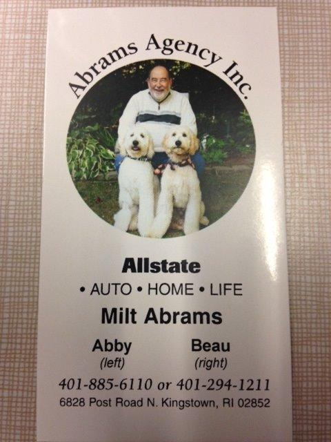 Allstate Insurance Agent: Milton Abrams image 1