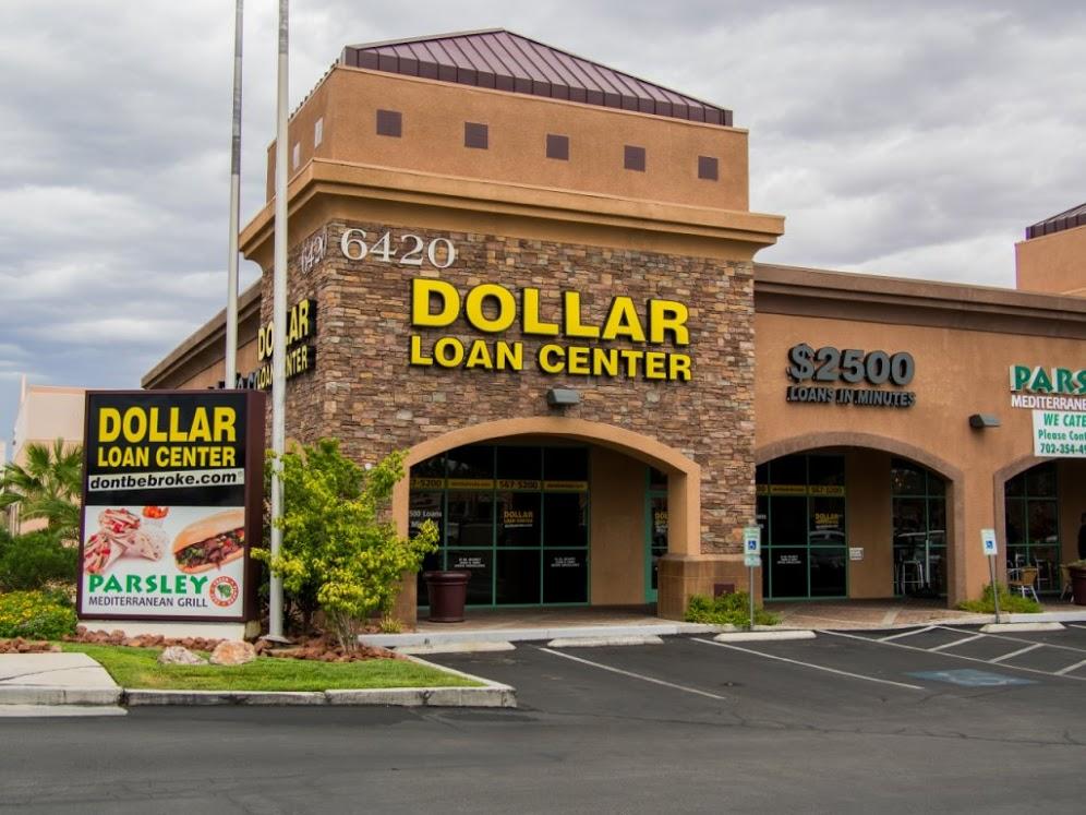 Dollar Loan Center image 0