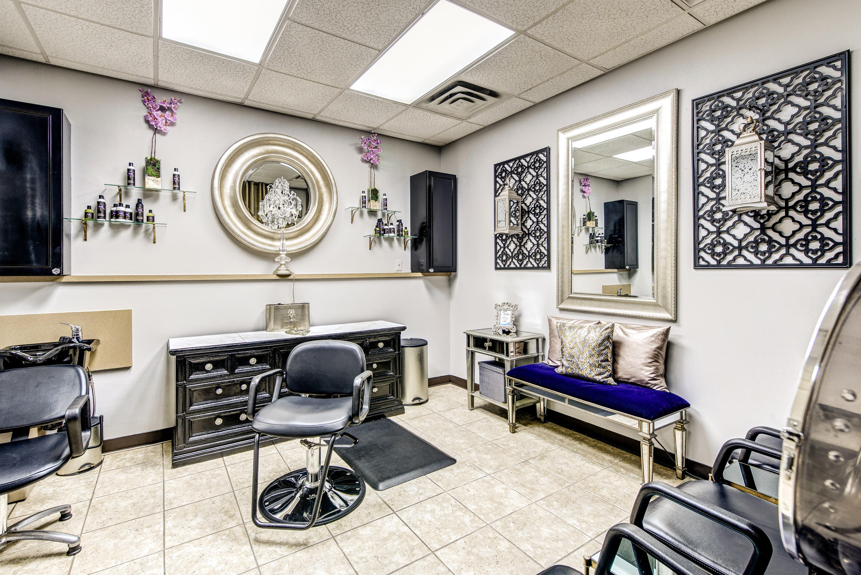 Salon Meyerland - #1 Relaxed and Natural Black Hair Care in Houston image 2