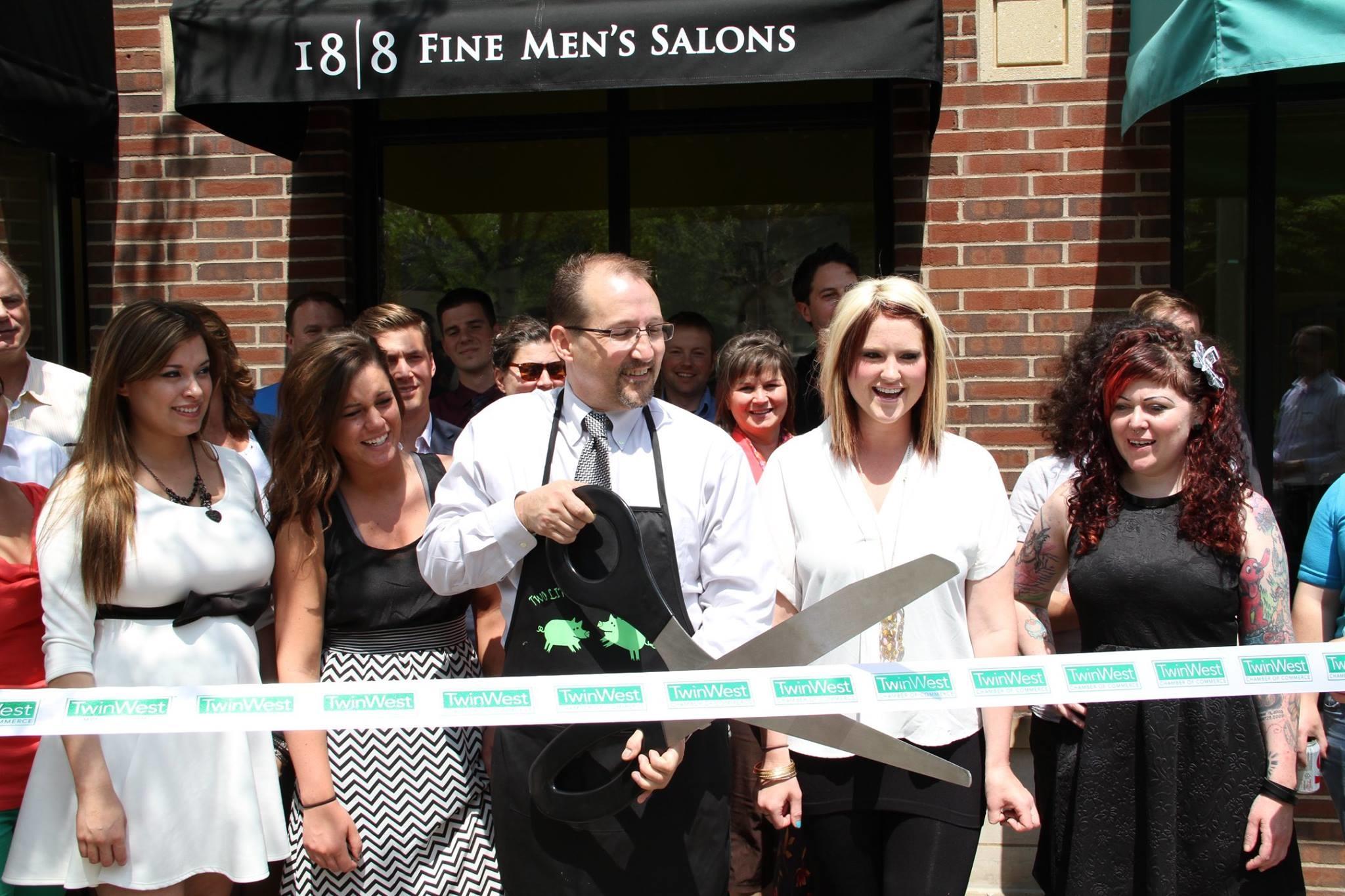 18 8 Fine Mens Salons St Louis Park 4612 Excelsior Blvd