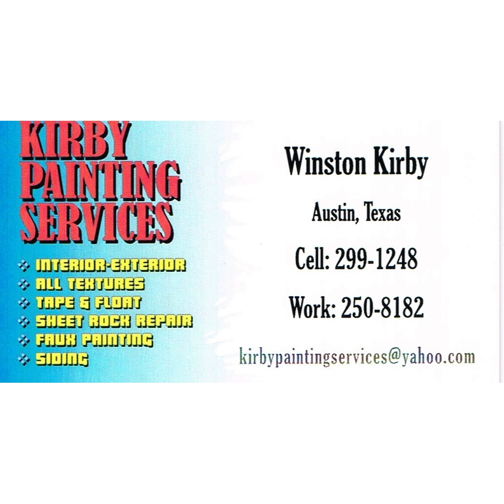 Kirby Painting Services