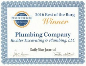 Richter Excavating & Plumbing LLC image 0