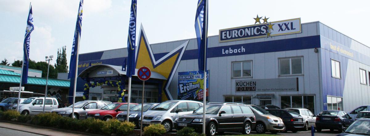 Euronics Xxl Lebach 3 Bewertungen Lebach Heeresstrasse Golocal