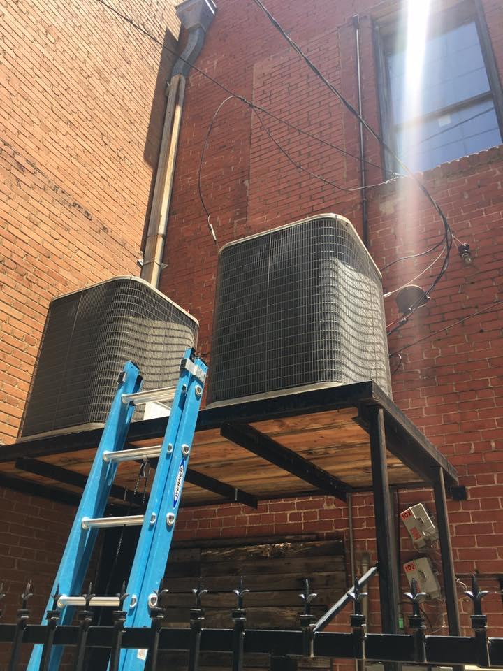 Hood Service Company Air Conditioning & Heating LLC image 1