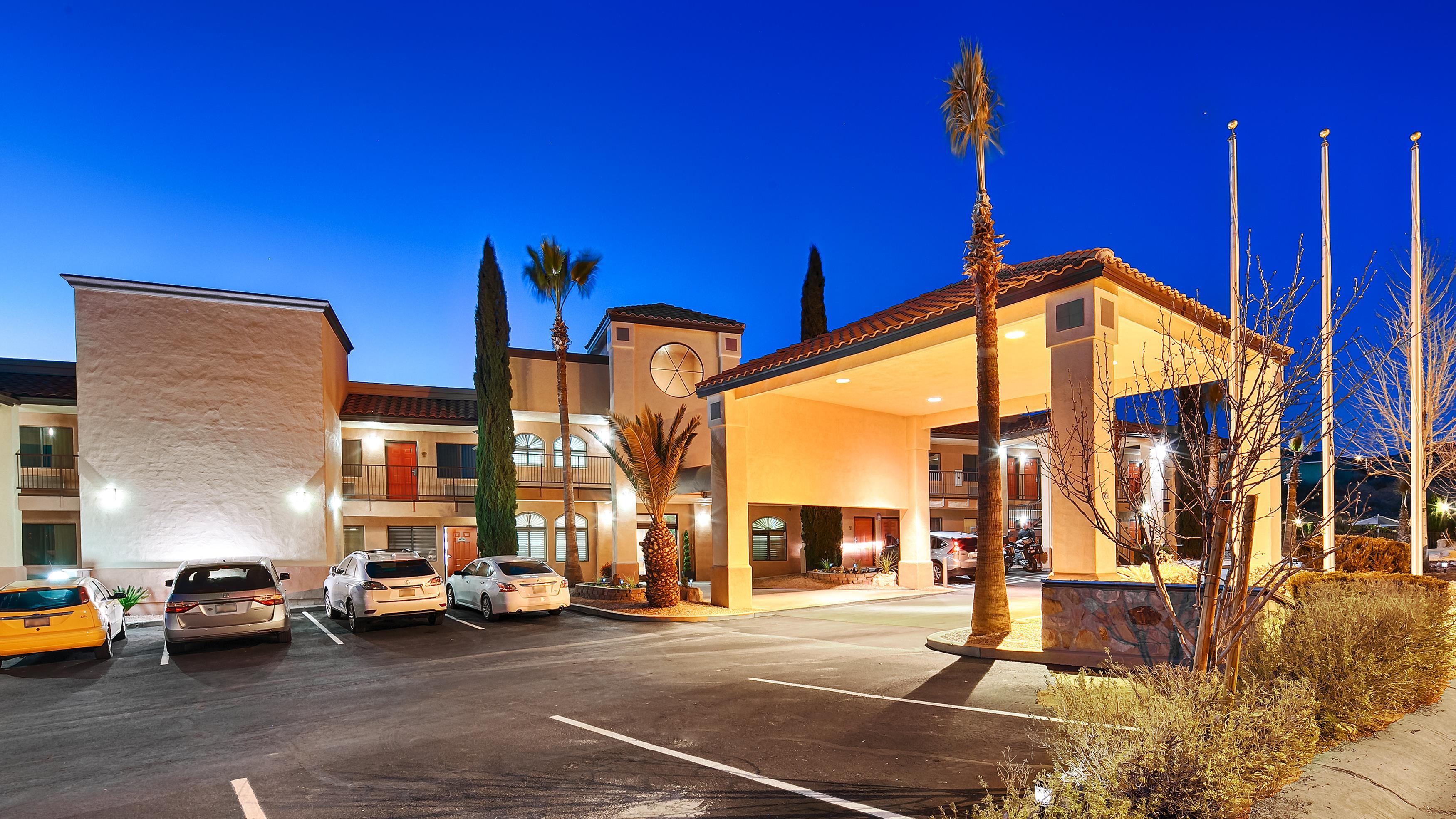 Best Western Hotel Globe Az