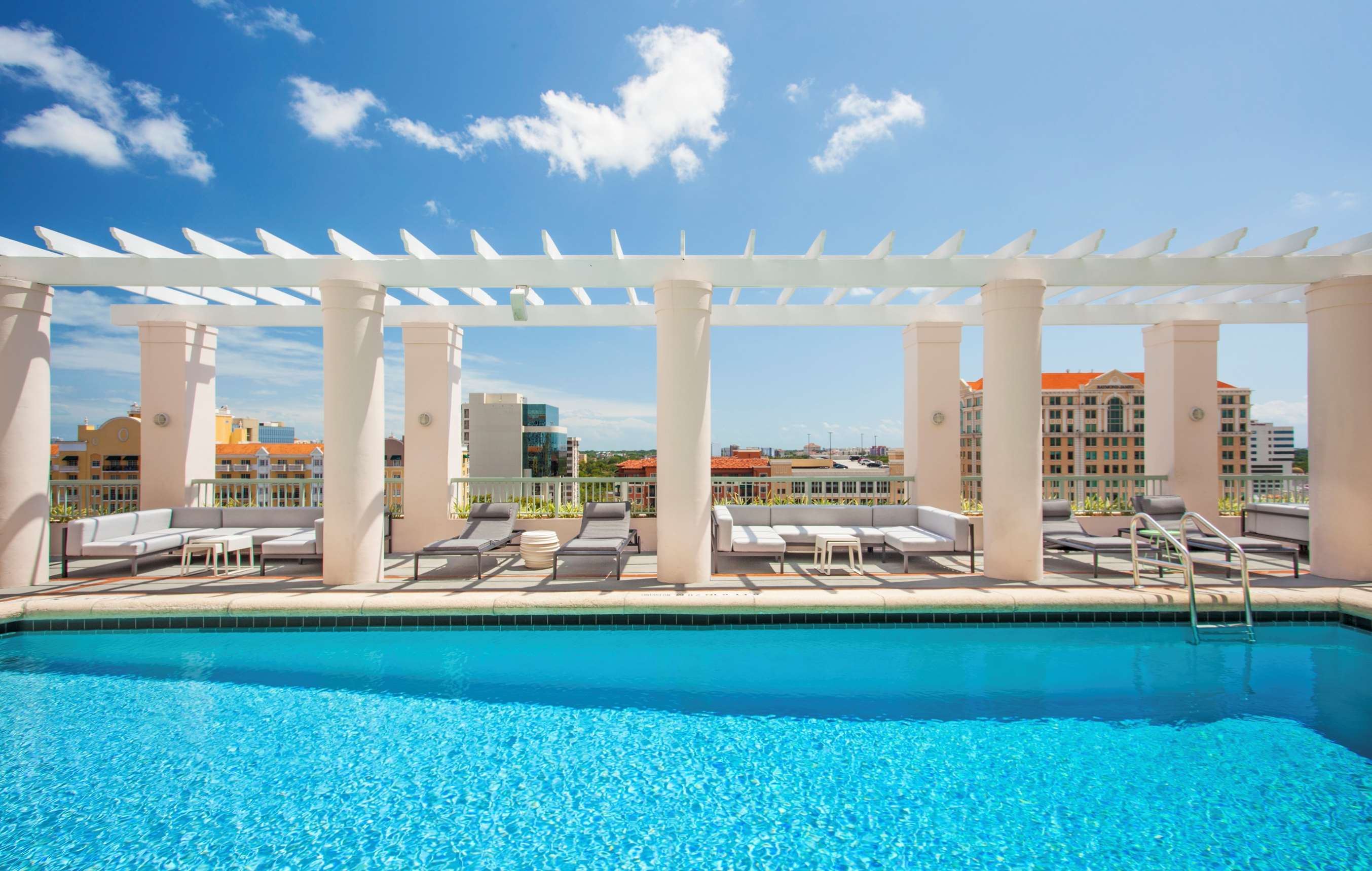 Colonnade Hotel Restaurant Coral Gables
