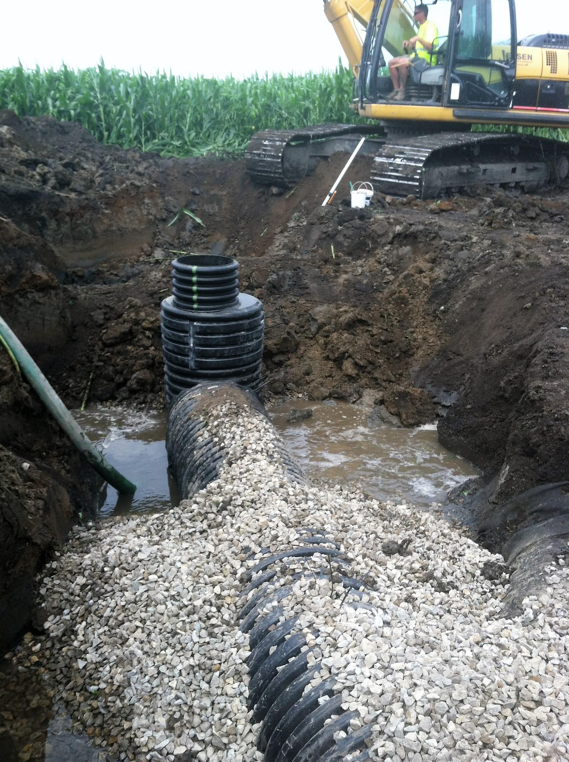 Jensen Excavating And Trucking LLC image 5