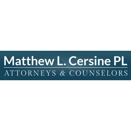 Matthew L. Cersine PL - ad image