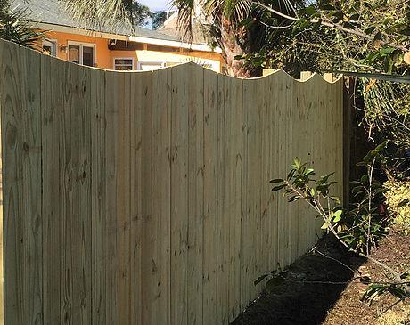 Palmetto Picket Fencing image 2