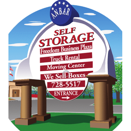 Anbar Self Storage & U-Haul image 0