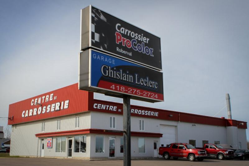 Garage Ghislain Leclerc à Roberval