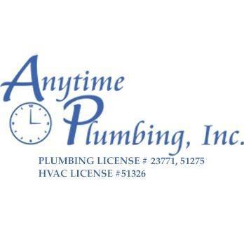 Anytime Plumbing, Inc image 1