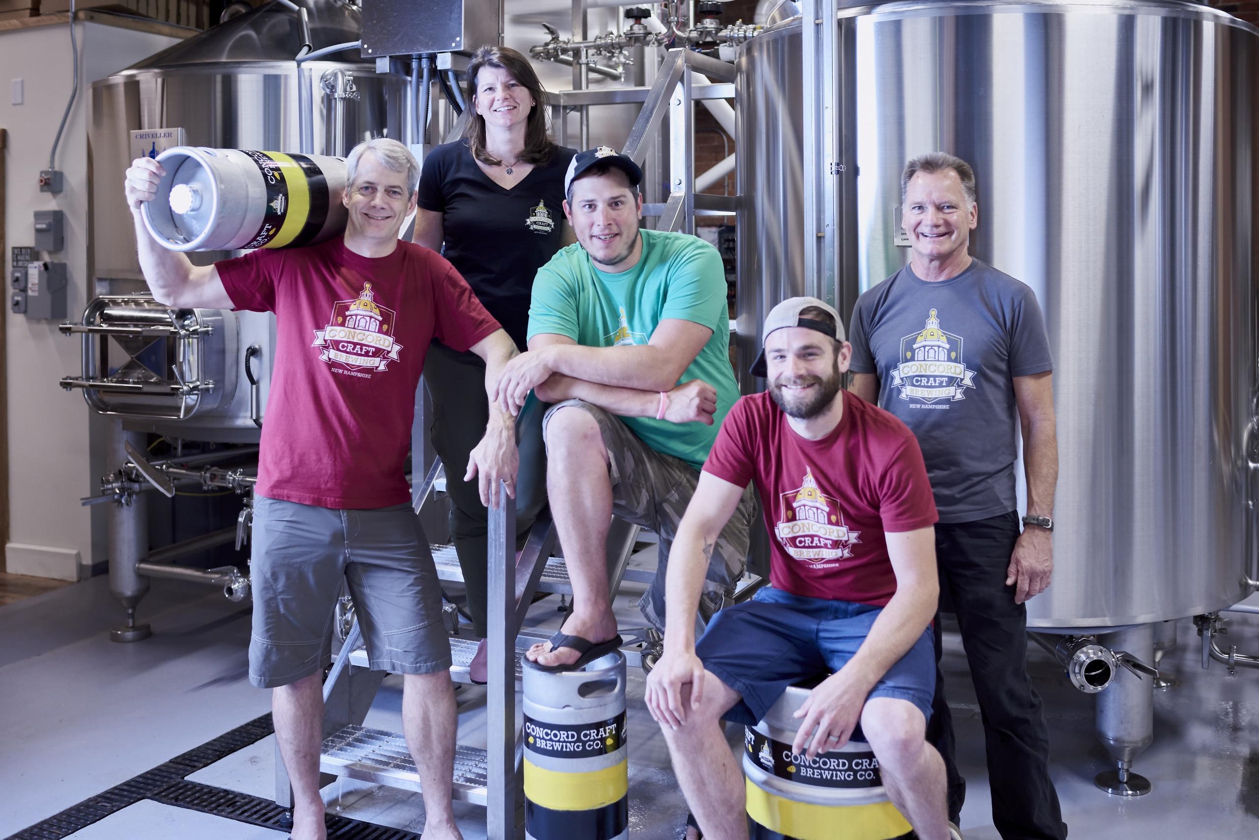 Concord Craft Brewing Company image 0