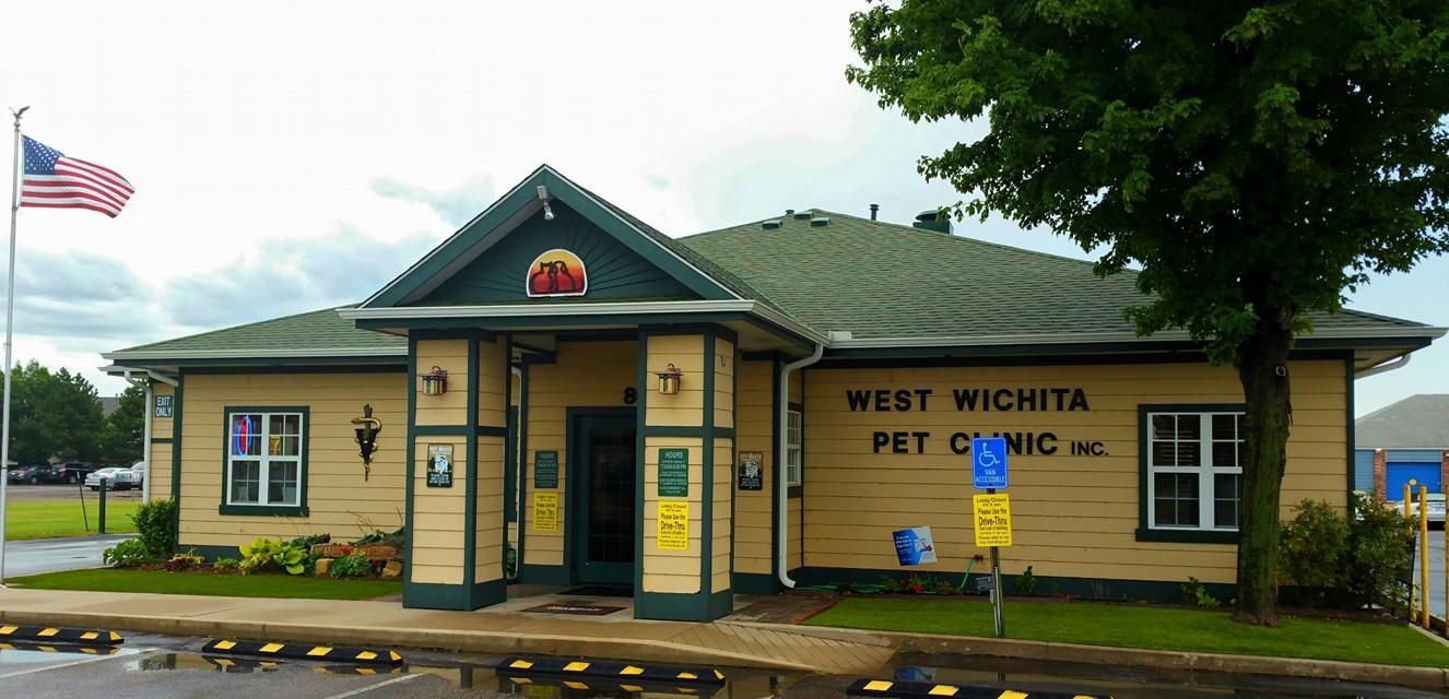 West Wichita Pet Clinic image 0