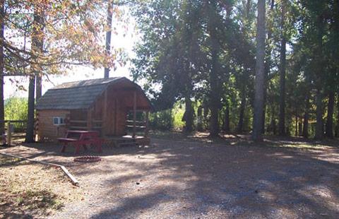 Cartersville / Cassville-White KOA Journey