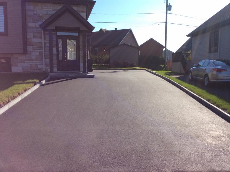 Pavage Réparations Francoeur Inc à Saint-Jean-Port-Joli