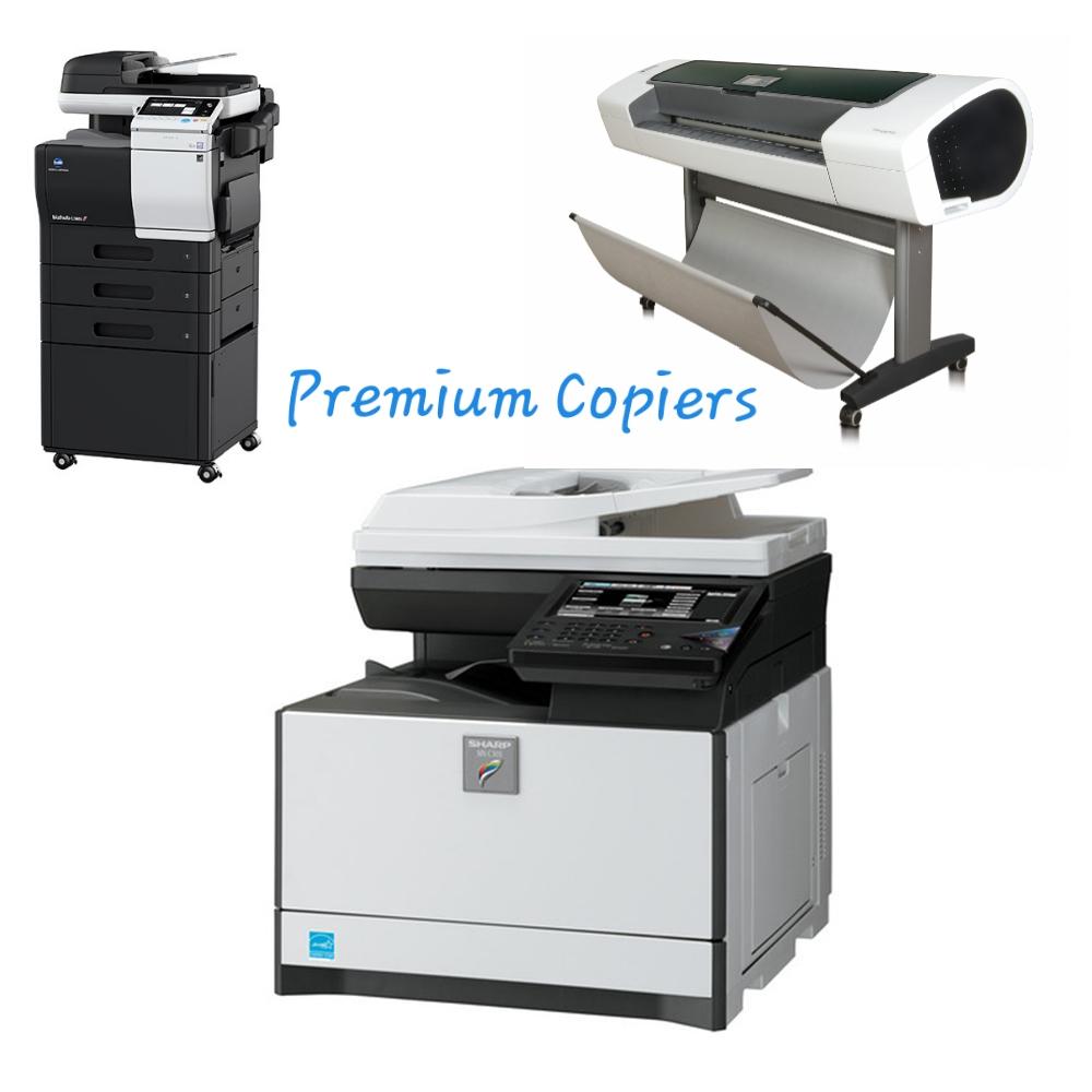 Premium Copiers & Printers