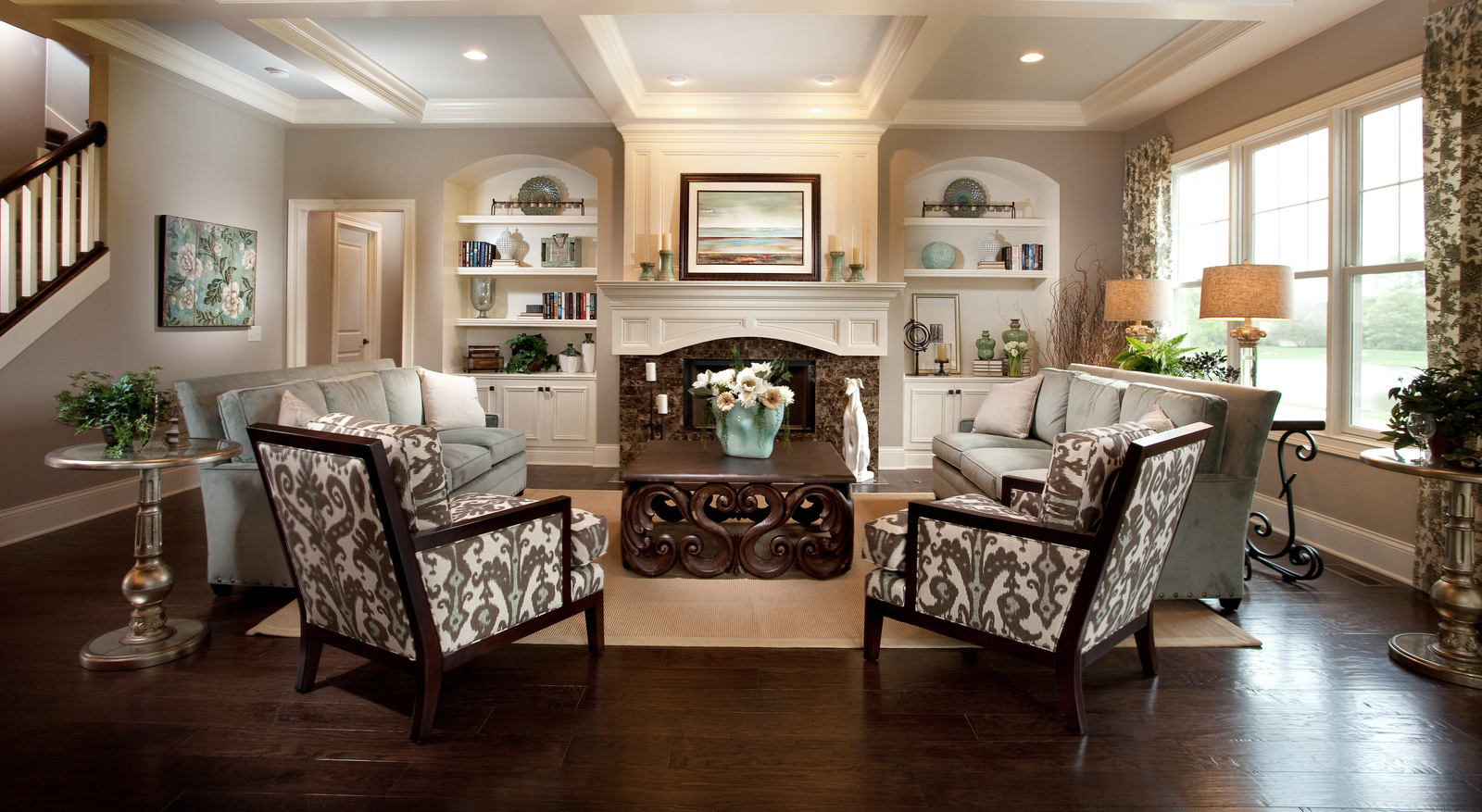 Wedgewood building company carmel in company profile - Model home interior paint colors ...